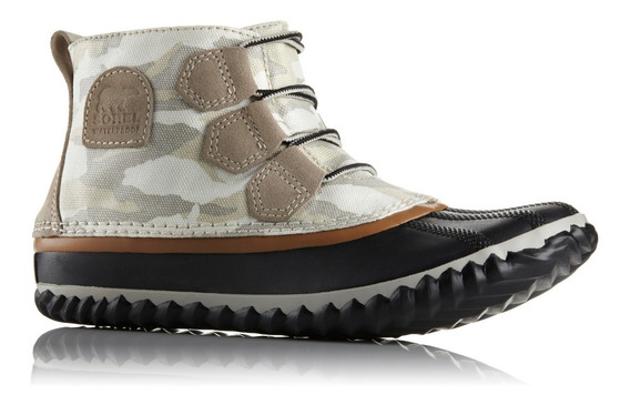 Botas Nieve Mujer Impermeables Sorel Out N About Cvs