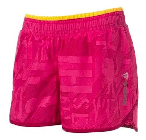 Shorts Reebok Mujer De Entrenamiento Running 100% Originales