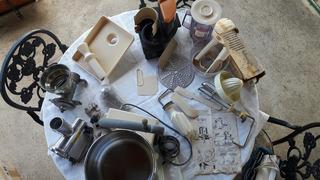Batidora Y Accesorios De Asistente De Cocina Electrolux