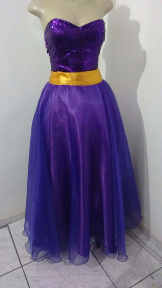 Vestido Debutante 15 Anos Damas Longo