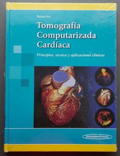 Libro Tomografía Computarizada Cardiáca Nuevo Pasta Dura
