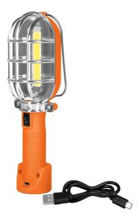 Lámpara De Taller Recargable De Led, 280 Lúmenes Truper