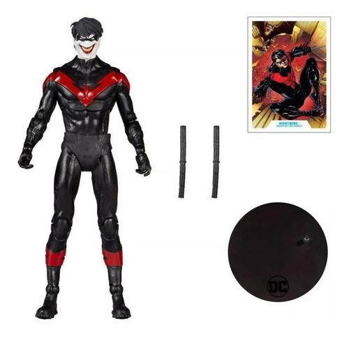 Imagen 1 de 2 de Nightwing Joker Mcfarlane Dc Multiverse Mcfarlane Toys