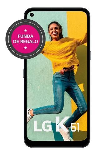 Imagen 1 de 4 de Celular LG K61 128gb Liberado - Tienda Oficial LG