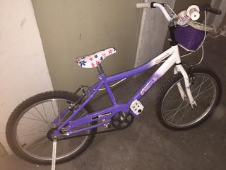 Bicicleta Para Niña - Rodado 20 - Dia Del Niño