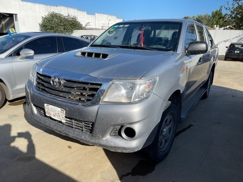 Hilux Dx 4x4 Pack Año 2015