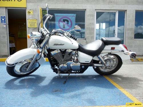 Honda Shadow Vt 750c8