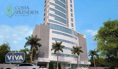 Apartamento Residencial À Venda, Centro, Balneário Camboriú. - Ap0087