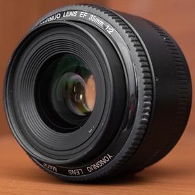 Lente Yongnuo 35mm F/2.0 Para Canon