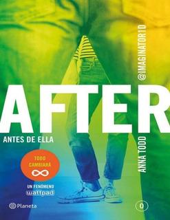 Libro - After 5. Antes De Ella Libro En Pdf