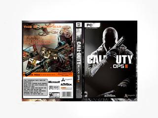 Call Of Duty Black Ops 2 Pc - Steam Key - Entrega Inmediata