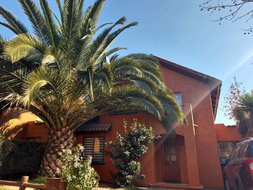 Casa En Condominio Peñalolén