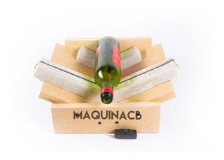 Maquina Cortadora De Botellas De Vidrio Maquinacb Promocion!