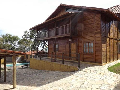 Imagem 1 de 15 de Casa Em Condominio - Alto Joa - Ref: 3286 - V-3286