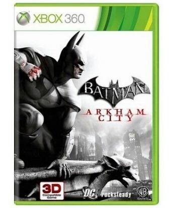 Batman Arkham City Xbox 360 Mídia Digital, Bônus Watch Dogs