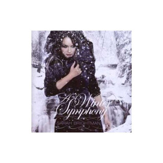 Brightman Sarah A Winter Symphony Cd Nuevo