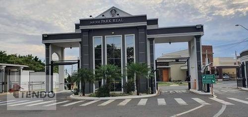 Casa Com 3 Dormitórios À Venda, 108 M² Por R$ 640.000 - Jardim Park Real - Indaiatuba/sp - Ca0533