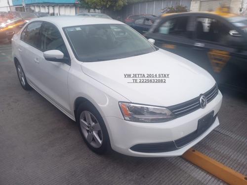 Imagen 1 de 12 de Volkswagen Jetta 2014 Stay A6 Manual 2.5 Eng $ 35,600