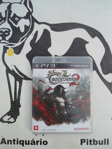 Castlevania Lords Of Shadow 2 Playstation 3 Midia Fisica