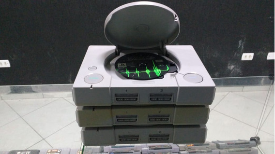 Playstation Leitor 100% !