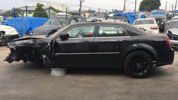 Chrysler 300c Srt8 Motor Hemi Câmbio Diferencial Sucata