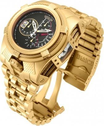 Relógio Masculino Invicta Reserve Bolt 16956 Com Maleta