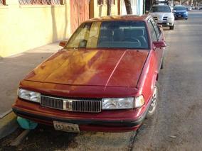 Cutlass Eurosport Chevrolet, Modelo 1992, Único Dueño.