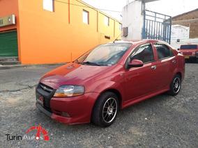 Chevrolet Aveo Ls 1.6 2012