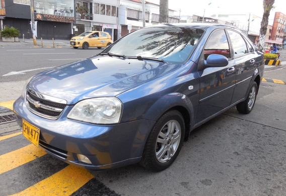 Chevrolet Optra Limited 2007 At 1.8 Sedan