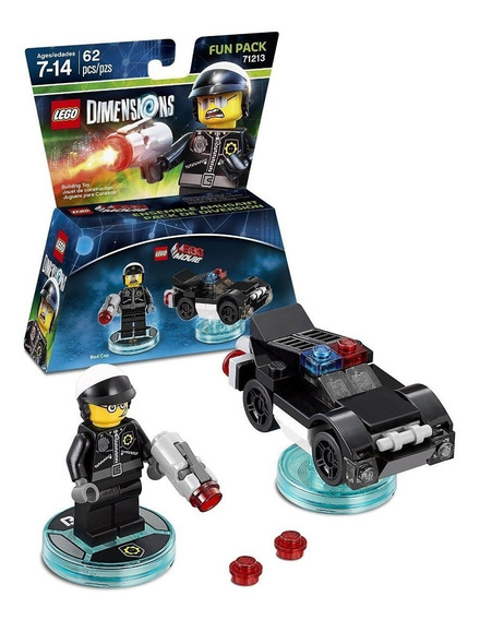 Lego Dimensions - Movie - Bad Cop Fun Pack