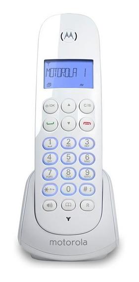 Teléfono Inalámbrico Motorola Id Llamadas M750 Color Cuotas