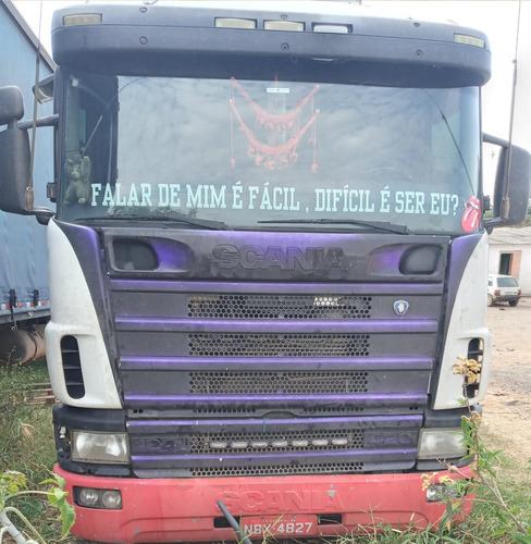 Imagem 1 de 6 de Scania/r124 Ga6x4nz 420