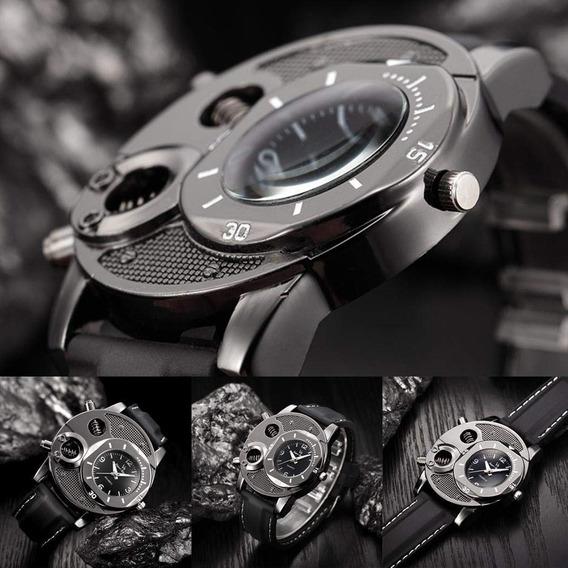 Reloj Cuarzo Casual De Silicona Inteligente