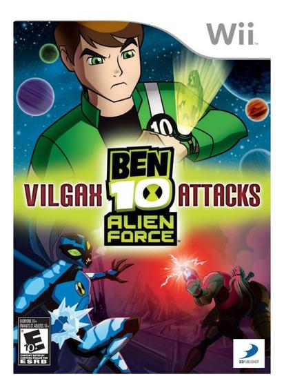 Ben 10 Alien Force Vilgax Attacks Oferta! Loja Campinas