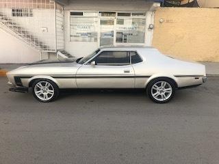 Ford Mustang 1973 Hardtop Buen Precio, Negociable, Clásico