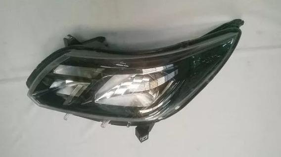 Farol Lado Esquerdo Escuro Original Nova S10 17/18 52136571