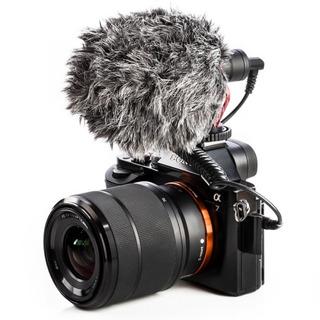Microfono Camara Boya By- 1 Condensador Cardioide Para