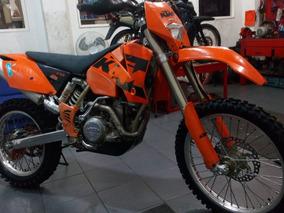 Ktm 450 Exe 2004