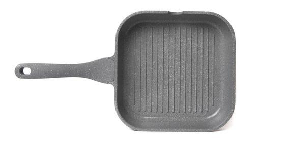 Maestro De Cocina Bifera De Ceramica Grill Premium 24cm