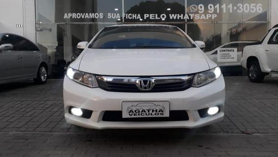 Honda Civic Sedan Lxr 2.0 Abaixo Da Tabela