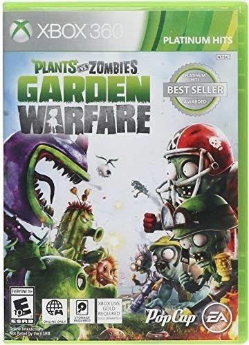 Plantas Vs Zombies Garden Warfare Xbox 360 Original