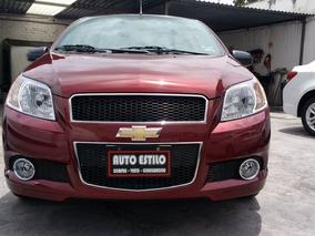 Chevrolet Aveo Paq D Ltz Std Mod 2016