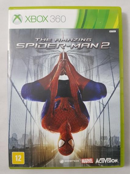 The Amazing Spider-man 2 Xbox 360 Mídia Física