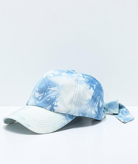 Gorra Empyre Mezclilla Strapback Cordones Dad Hat Mujer Forever Levis Nike adidas Urban Beach
