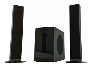 Sistema De Audio 2.1 - Barra De Sonido - Sanrai - Ck1040