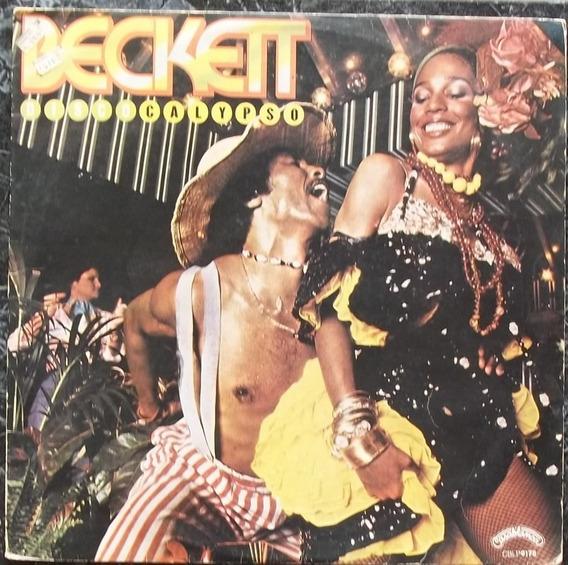 Beckett Disco Calypso