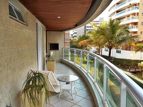 Apartamento Em Riviera, 118m², 03 Suítes