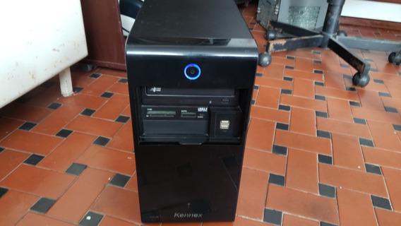 Cpu Dualcore, Hd 320gb, Memoria 02gb, Leitor De Cartões
