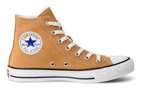 Tênis All Star Converse Botinha Original Amarelo Mostarda