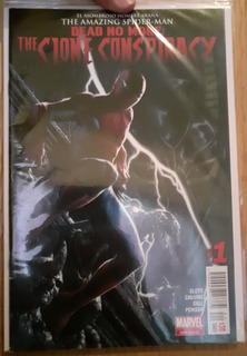 The Amazing Spiderman Dead No More: The Clone Conspiracy #1.